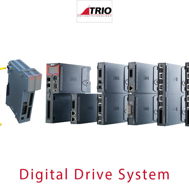Digital Drives Systems