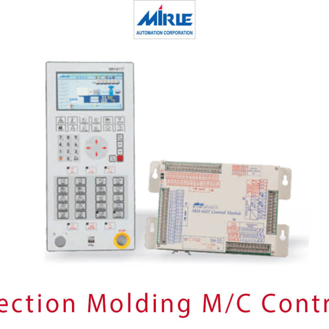 Injection Molding M/C Controller